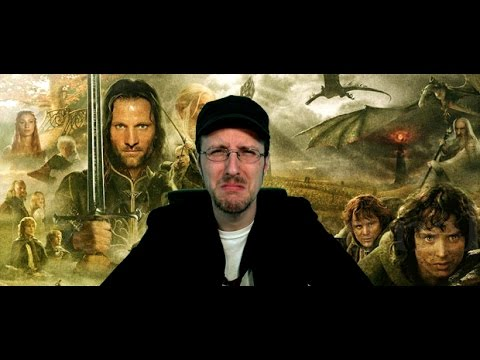 Top 11 Dumbest Lord of the Rings Moments - Nostalgia Critic
