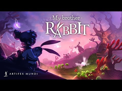 My Brother Rabbit Announce Trailer - Fall 2018 [Steam, Xbox One, PS4, Nintendo Switch] thumbnail