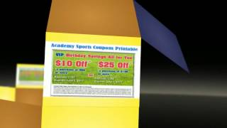 academy coupons