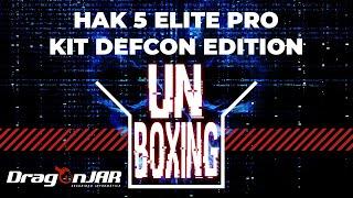 Unboxing Hak5 Elite Field Kit Defcon Edition