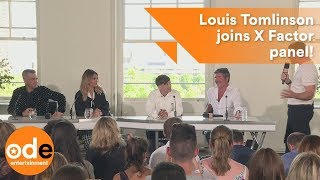 The X Factor: Louis Tomlinson Joins Judging Panel!