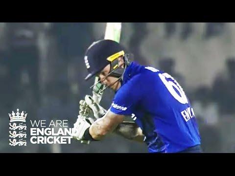 Highlights - Sam Billings 93, MS Dhoni 68* - India A v England