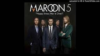 Happy Christmas (War Is Over) - Maroon 5