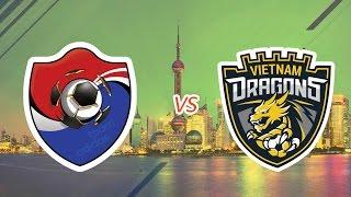 [24.07.2016] Korea Adidas vs VietNam Dragons [EACC 2016 - Bán Kết 1]