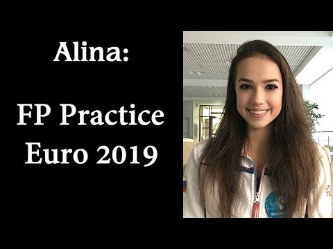 Alina ZAGITOVA - FP Practice, EC 2019