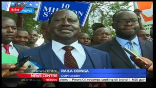 News Centre: NASA sues IEBC over reshuffling of presiding officers