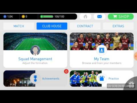 Video Cara mendaftar di Konami ID PES 2017 Android