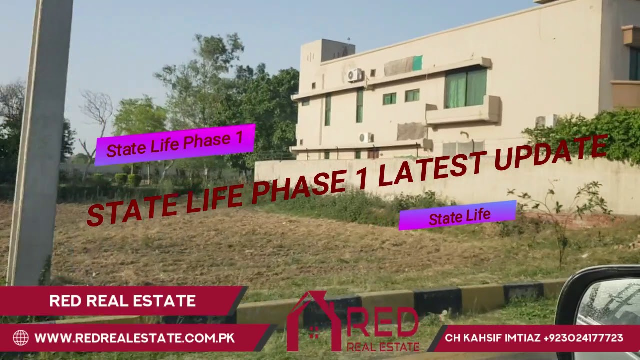State Life Housing Society Phase 1 Latest Update May 9, 2019