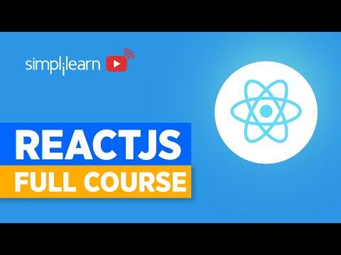 React JS Full Course | React.js Full Tutorial | Learn React ... - YouTube