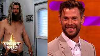 Chris Hemsworth Got Lots Of Cuddles As 'Fat Thor'   The Graham Norton Show