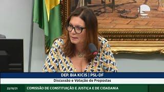 CONSTITUIÇÃO E JUSTIÇA - Discussão e Votação de Propostas - 22/10/2021 10:00