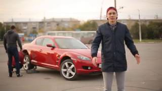МАЗДА VOZ Обзор Mazda RX8 С ПРИОРОВСКИМ ДВИЖКОМ