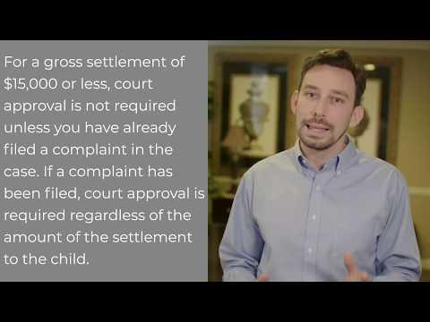 Minor Settlement Rules Breakdown