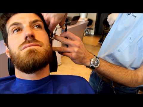Regolazione barba!