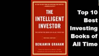 Top 10 Best Investing Books of All Time