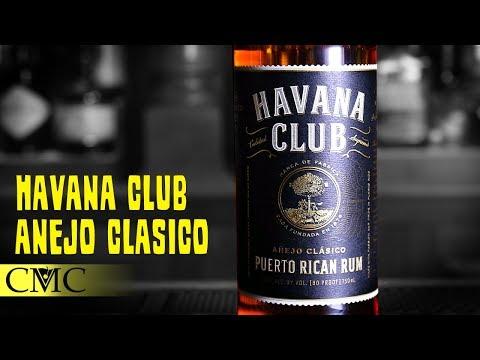 Havana Club Añejo Classico Rum Review | Puerto Rican Rum
