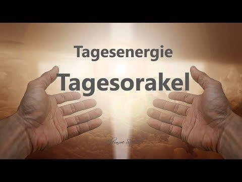 Tagesorakel Donnerstag 07.03.2019 (видео)