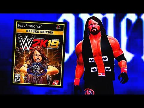 Download WWE 2K19 PS2 PRIMEIRAS IMPRESSÕES! HD Mp4 3GP Video and MP3