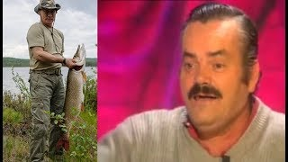 Мексиканец хохотун про рыбалку