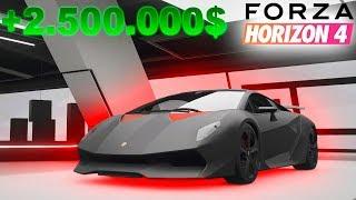 Me Gasto +2.500.000$ En Este Coche...| Forza Horizon 4 | BraxXter
