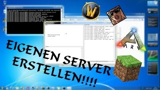 Minecraft Server Erstellen Ohne Hamachi In Sekunden - Minecraft server erstellen der immer online ist