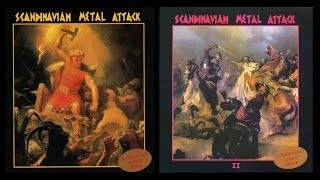 "Bathory - ""Scandinavian Metal Attack I & II"""