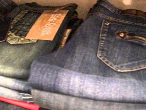Posten Jeans zu verkaufen