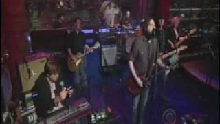 "Drive By Truckers on Letterman ""Everybody Needs Love"" 6-21-2011"