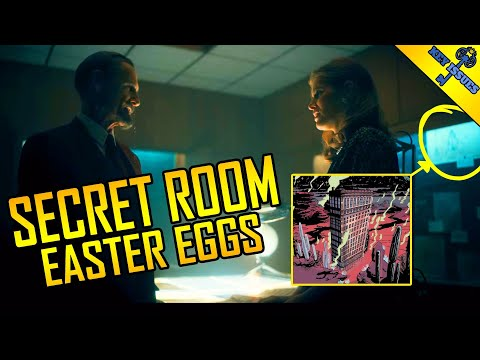 Umbrella Academy Season 2: Hargreeves Secret Room Explained (Season 3 Theories and Easter Eggs)