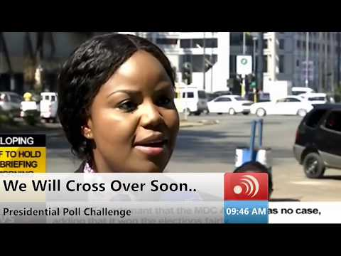 Watch Zimbabwe Presidential Election Con-Court Challenge