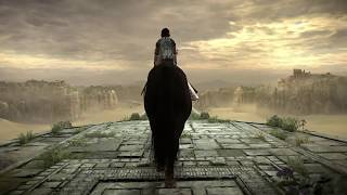 Трейлер Shadow of the Colossus (2018) с Tokyo Game Show 2017
