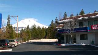 Motel 6 Weed - Mount Shasta (California) Video Tour