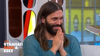 Jonathan Van Ness Of 'Queer Eye' On Living With HIV