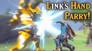 Link LOSES his TOON! BotW in UNREAL Engine 4?! weirdness in