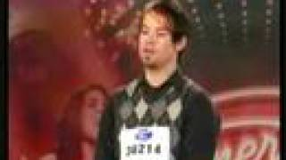 David Cook  American Idol Audition
