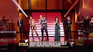 Los 5 finalistas cantan 'Tus besos' en la gran final