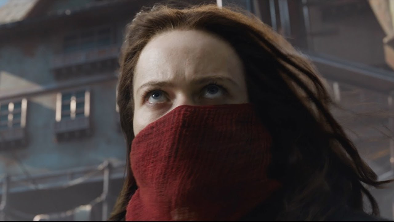 >Mortal Engines - Hester Shaw Featurette (HD)