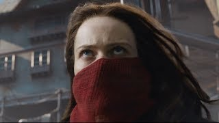 "VIDEO: MORTAL ENGINES – ""Hester Shaw"" Featurette"