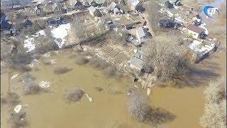 Ситуация с паводком в Новгородской области стабилизировалась