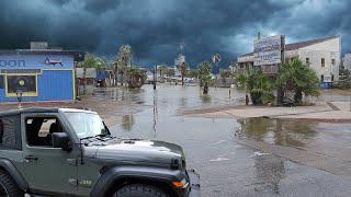 Hurricane Hanna 2020 Flooded Corpus Christi...