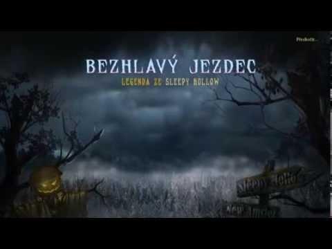 Bezhlavý jezdec Legenda ze Sleepy Hollow