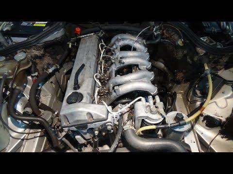 Фото к видео: Замена уплотнительных колец ТНВД Мерседес ОМ 603