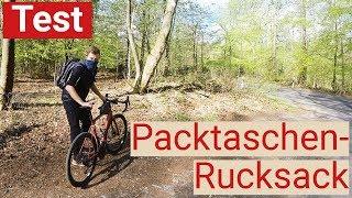 B'twin Fahrradtasche 500: Geheim-Mission für Decathlons Kombi-Rucksack