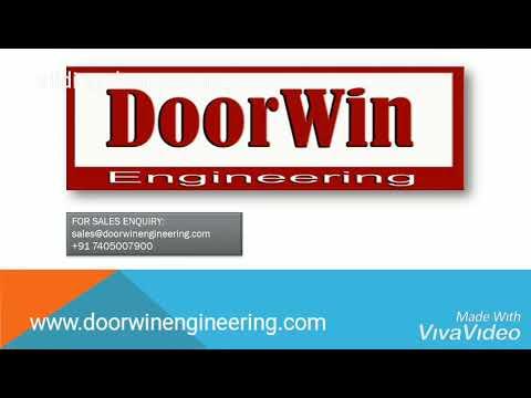 Fire Resistant Steel Sliding Door