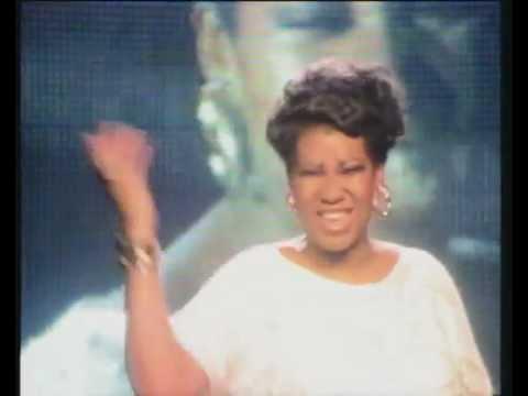Джордж Майкл - Aretha Franklin & George Michael - I Knew You Were Waiting (For Me) [Official Video] - музыкальный клип