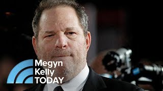Harvey Weinstein Could Soon Face Arrest | Megyn Kelly TODAY