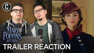 Mary Poppins Returns Teaser Trailer Reaction & Review