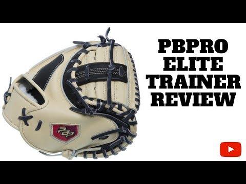 Glove Review: PBPro Elite Trainer