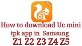 Uc Browser Tpk File Download Z2