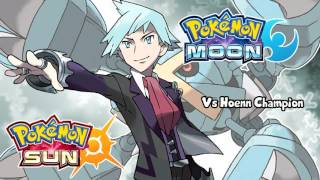 Pokémon Sun & Moon - VS Hoenn Champion Battle Theme Remix